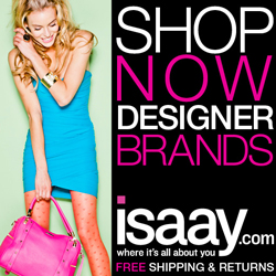 ISAAY.com Free Shipping Both Ways