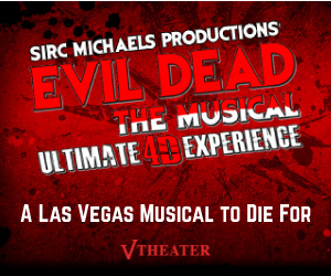 Purchase Tickets to See Evil Dead the Musical in Las Vegas