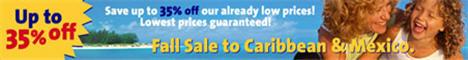 CheapCaribbean.com Sale!