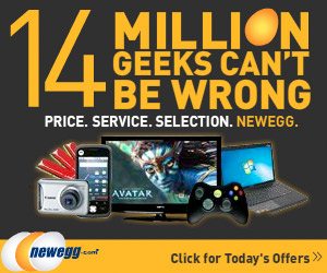 Newegg advertisement