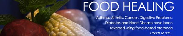 Food Healing: Learn how to Reverse Disease
