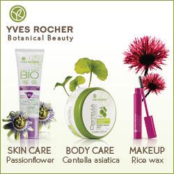 Yves Rocher Botanical Beauty