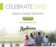 Bring everyone together this Mother?s Day with a getaway for four with Radisson