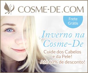 Promoção de Maquiagem Arraial Cosme-De