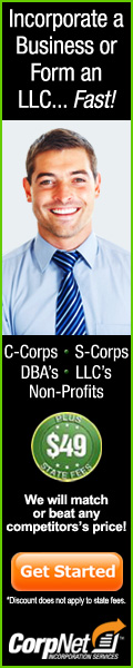 CorpNet� Incorporation Services