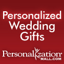 Personalized Wedding Gifts from PersonalizationMall.com