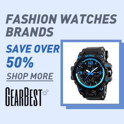 Save Over 50% on Fashion Watches Brands