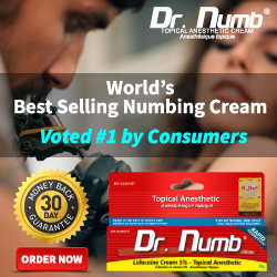 Learn How to make more money with Dr. Numb- For professionals who do Electrolysis, Hair Removal, Laser Treatments, Microblading, Microdermabrasion, Permanent Makeup, Piercing, Tattoo, Waxing
