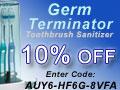 Save 10% at germterminator.com!