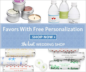 Free Personalization on Favors