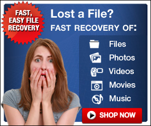 New Emergency Undelete - file recovery software.