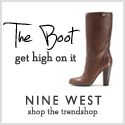 Shop Nine West Boots for Fall & Receive FREE Shipp