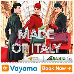 Vayama - Alitalia: Made of Italy