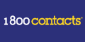1800CONTACTS.com Logo - We deliver, you save.
