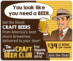 Shop the Craft Beer Club!