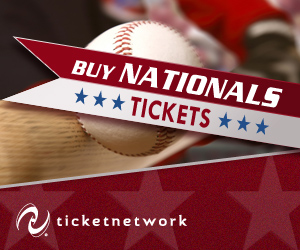 Buy Washington Nationals Tickets