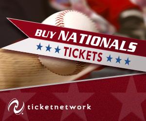 Buy Washington Nationals Tickets