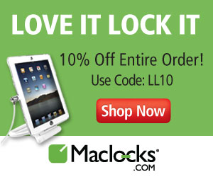 10% Off at Maclocks.com CODE:LL10