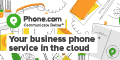 120x60 Business Phone Service in The Cloud