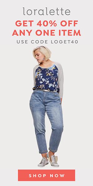 #lorasale -plussize fashions