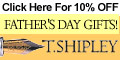 Save 10% On Great Father's Day Gifts!