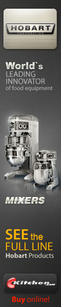 Hobart Commercial Mixers