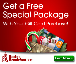 Free special gift card package!