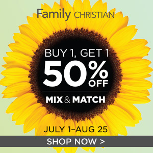 BOGO 50% off - Mix and Match Books, Music, DVD
