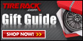 The Tire Rack Gift Guide - Shop Now!