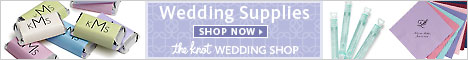 Wedding Supplies from The Knot Wedding Shop