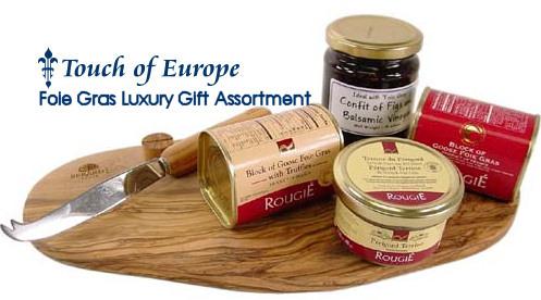 Foie Gras Luxury Gift Assortment Basket