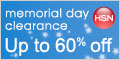 Shop HSN's Memorial Day Clearance May 27-31st!