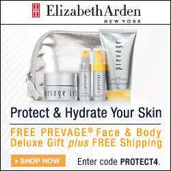 FREE Face & Body Deluxe Gift with ANY PREVAGE