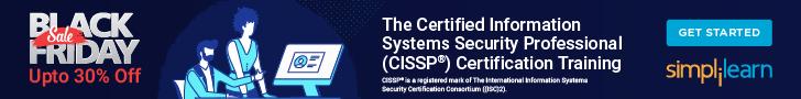 728x90 CISSP - The 30 Requisite