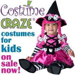 Kids Costumes on Sale!
