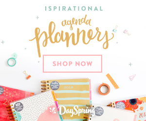 Dayspring Inspirational Agenda Planners Shop Now