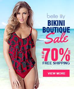 Free Shipping!Bikini Boutique Clearance
