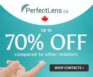 Perfectlens.ca Contact Lenses