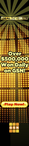 Compete Now in Deal Or No Deal at GSN!