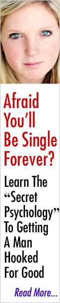 Afraid You'll Be Single Forever