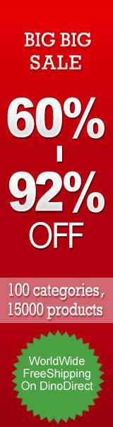BIG BIG SALE 60%~92% OFF