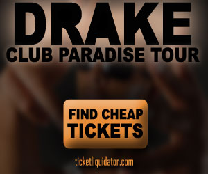 Drake tour tickets