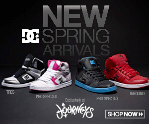 Shop New DC Styles at Journeys Now!