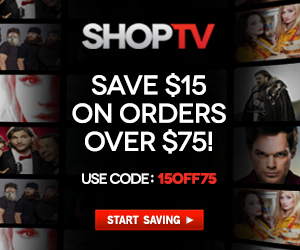 Save $15 on $75+ Orders