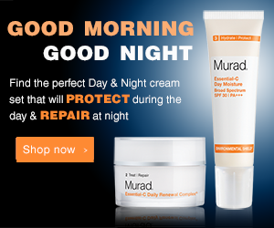 Murad Day and Night creams