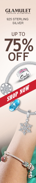 Glamulet Siver Jewelry - Upto 75% Off + Free Shipping