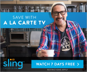 Sling TV Save with A La Carte TV