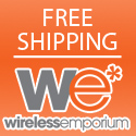 Free Shipping on cell phone accessories at WirelessEmporium.com