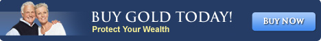 Buy Gold Today - Protect Your Investment In the Future!