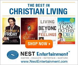 Nest Entertainment- Best in Christian Living Books